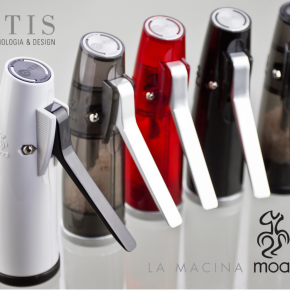 Moai, the new grinder from Artis