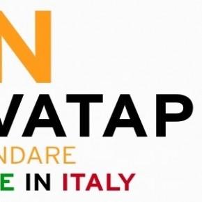 Un cavatappi per brindare al Made in Italy